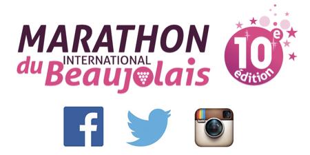 Les réseaux sociaux dans le dispositif de communication du Marathon International du Beaujolais